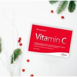 Laboratorios Vitae, VitaMin C. Alto poder antioxidante a través de la vitamina C