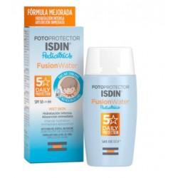 Fotoprotector ISDIN pediatrics FusionWater SPF 50+ 50 ml