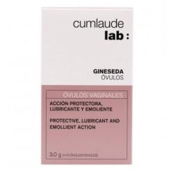 Cumlaude lab Gineseda 3 gramos x 10 óvulos vaginales