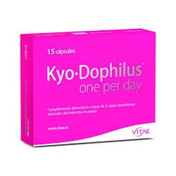 KyoDophilus One per day de Vitae 15 cápsulas