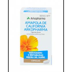 Amapola de California Arkopharma 240 mg 100 cápsulas